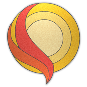 Flame Badge