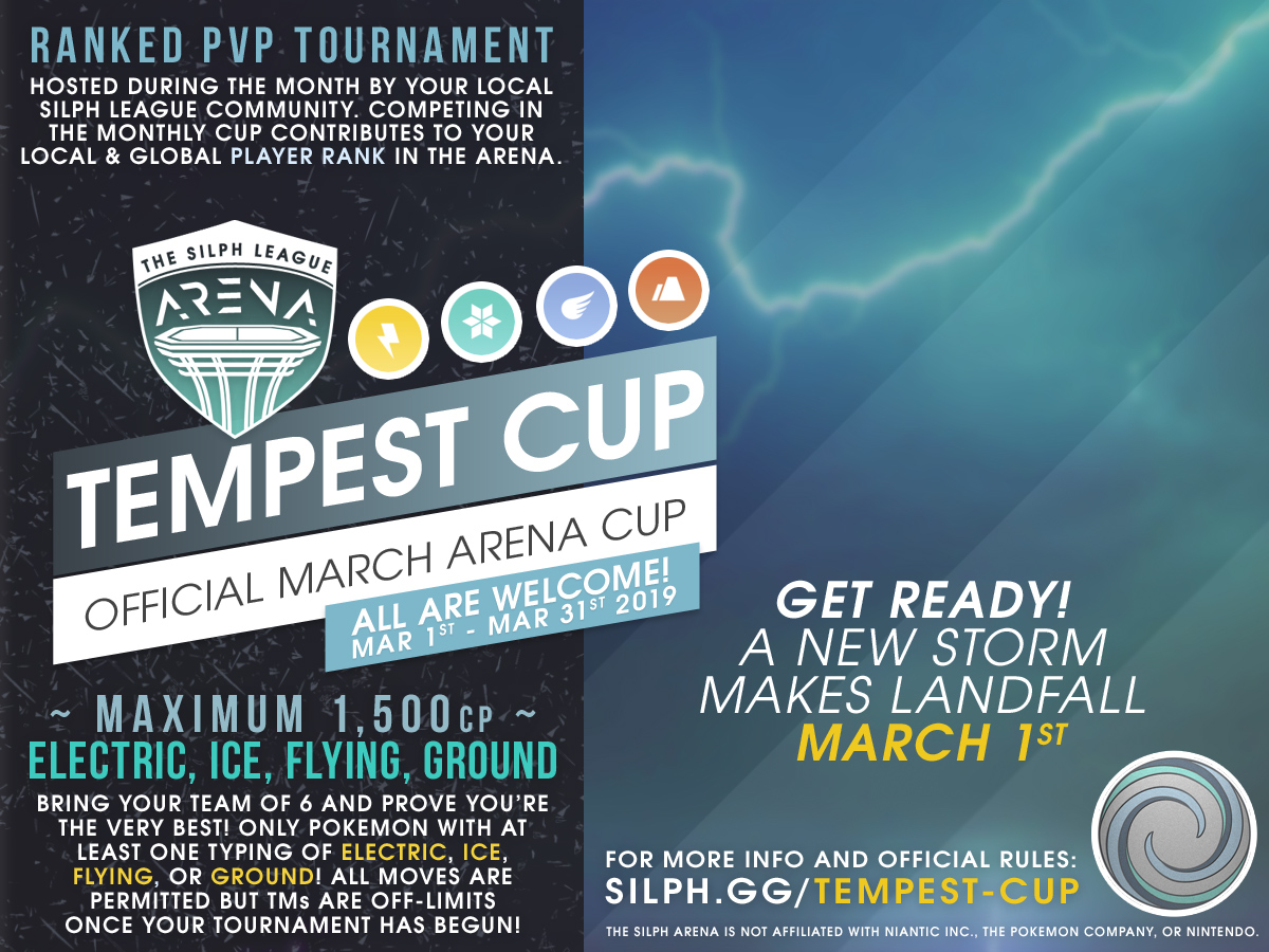 The Tempest Cup